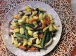 sayur 5 warna
