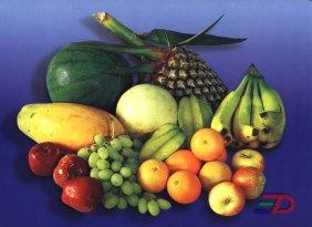 cara memilih buah-buahan matang masak
